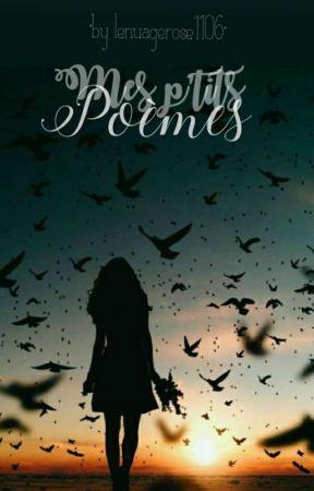 Poèmes, Po-haine, Po-aime ❦ by dreamy_shadow