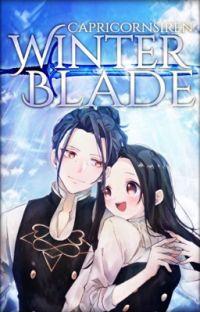 Winter Blade - A Fire Emblem Three Houses Fanfiction cover