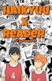 Haikyuu x Reader cover