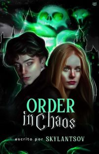 ORDER IN CHAOS | REGULUS BLACK cover