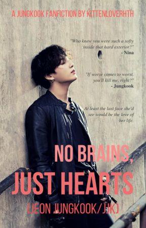No Brains, Just Hearts // JJK by KittenLoverHTH