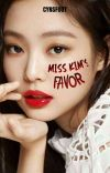 Miss Kim's Favor [COMPLETED]  cover