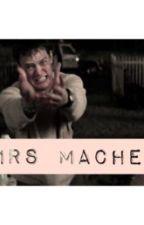 MRS MACHER / STU X READER X BILLY  by screamfanfic