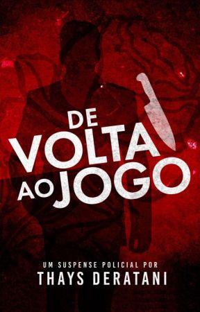 De Volta Ao Jogo by ThaysDeratani