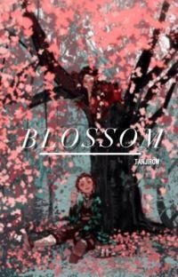 Blossom   Tanjirou x reader cover