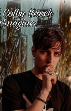 Sad Colby Brock Imagines  by SnC-lover