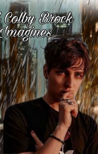 Sad Colby Brock Imagines  cover