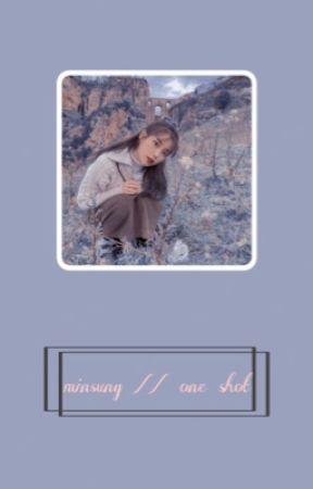 Minsungie~ by clingy_hjisung