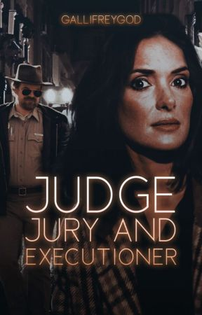 Judge, Jury, and Executioner - [Jopper] by GallifreyGod