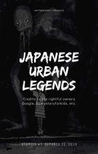 Japanese Urban Legends by Aki_Todo
