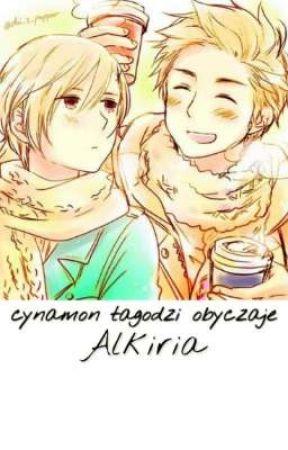 Cynamon łagodzi obyczaje   aph nordics human au by _Alkiria_