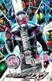 The Hero Of Time Zi-O! Kamen Rider x My Hero Academia cover