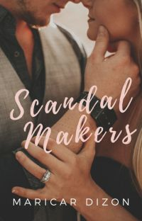 SCANDAL MAKERS cover