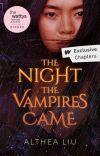 The Night the Vampires Came ( 2020 Watty Award Winner ) cover