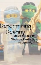Determining Destiny (Book 3 of the Enchanted DVD Player tetralogy) by QueenieCalista