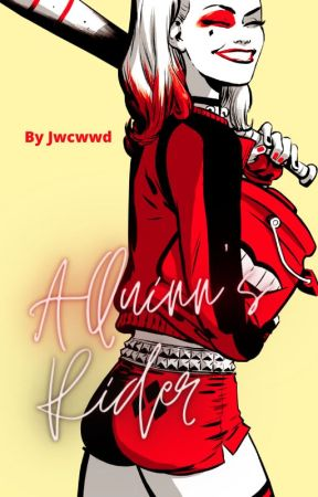 A Quinn's Rider (Harley Quinn x Ghost!Rider!Male!Reader) by Jwcwwd