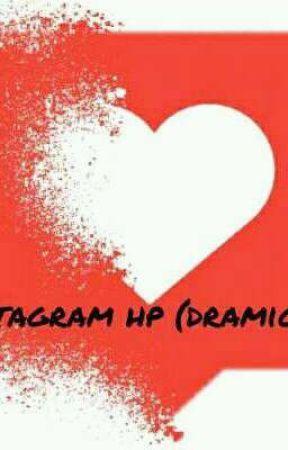 Instagram hp  (dramione) by Zosiaglucik