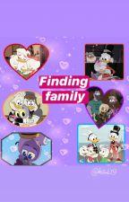 Finding family  (legacy AU) by ihavenonamehalp