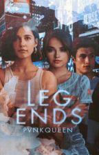 LEGENDS | TITANS by pvnkqueen