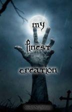 My Finest Creation (Male! Wednesday Addams x Mad Scientist Reader) by StolenNightmare