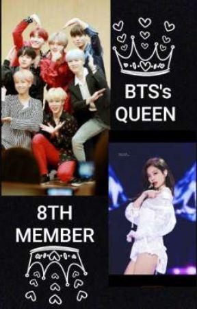 8th Member : [BTS ff] by ncity_army