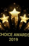 Choice Awards 2019 (Completed) cover