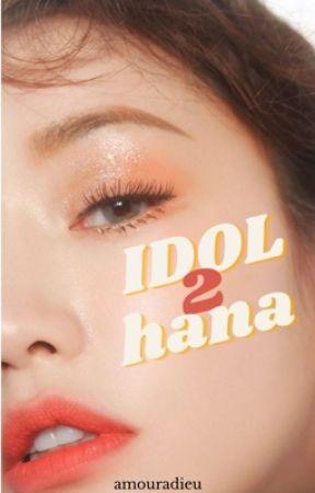 Idol II      kim hana by amouradieu