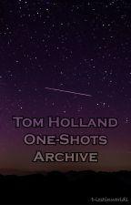 Tom Holland (+Peter Parker) Imagines by t-lostinworlds
