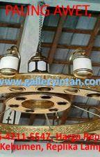 PALING AWET, Call 0856-4211-5547, Harga Replika Lampu Nabawi Kebumen by LampuNabawiMurah1989