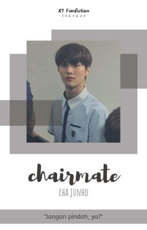 chairmate | cha junho by staraee
