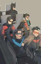 Bat family and more!  by LaurenKuro
