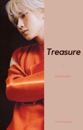 Treasure • woosang [oneshot] by KangYeosnack