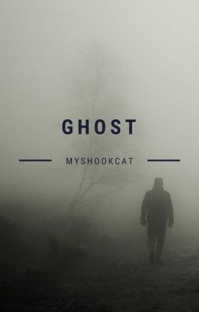 Ghost by myshookcat