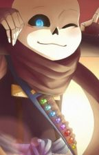 Ask and Dare Ink! Sans by The_SheikahShinobi