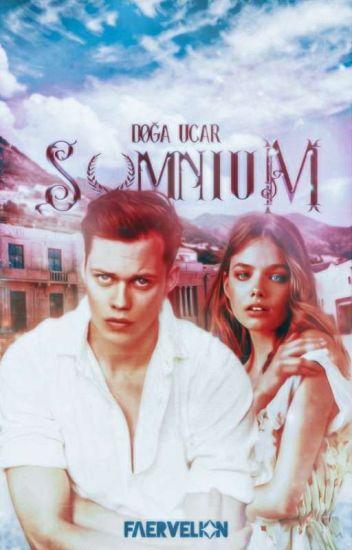 SOMNIUM ☆ demigod, au