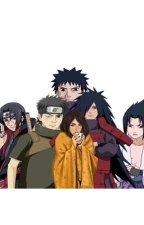 The Uchiha men in a new world  by Uchihasprincess