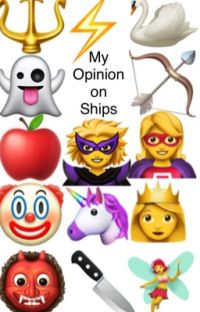 My Opinions on Ships  cover