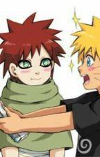 Reacting to Gaara and Narutos life(Gaanaru) by wolfqueen27