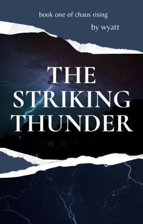 THE STRIKING THUNDER by HeyLookItsCandy