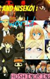 Katekyo Hitman Reborn and Nisekoi Crossover : OUR WORLD cover