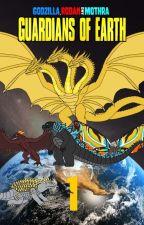 Godzilla, Rodan, and Mothra: Guardians of Earth🌎 - Season 1 by ACEZ133