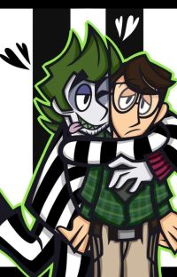 Not Yet •A BeetleJuice X Adam Fanfic• cover
