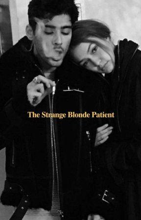 The Strange Blonde Patient - ZIGI by mttyaxvi