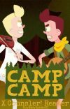 Camp Camp X Counselor! Reader cover
