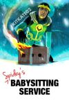 Spidey's Babysitting Service cover