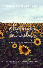 Alexandra Dursley [Harry Potter FanFiction] by bananarama85
