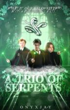 A Trio of Serpents by onyxjay