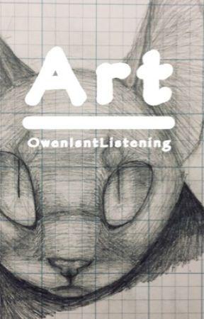 It's Art Time by OwenIsntListening