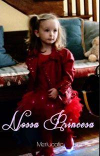 A nossa princesa  cover
