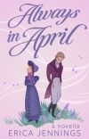 Always in April cover